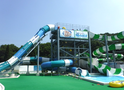 ネスタリゾート神戸のプール