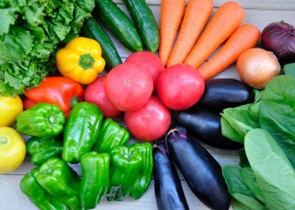 ふるさと納税のお野菜