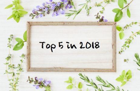 2018年のブログ総括